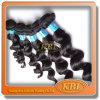 자연적인 색깔 100% 인간적인 브라질 머리