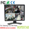 Monitor 15 van kabeltelevisie van TFT LCD de  Monitor van de Veiligheid/de Monitor van kabeltelevisie