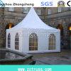 Tienda de aluminio de la carpa de la boda del pabellón de la pagoda del marco del jardín al aire libre del PVC