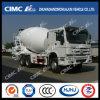 8-15m3のHOWO 6*4の具体的なミキサーのトラック