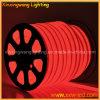 Het rode Licht van de Kabel van het Overzicht van het Neon, het Licht van de Kabel van het Motief