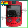 Portable de FoDigital 4GB 2.8  LCD DV MP4 MP5 jogador do jogo de 4 multimédios do GB com a barra redonda de Camerarged /Forging (1.2355, 50CrMoV13-15, AISI S7)