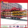 3 Semi Aanhangwagen van het Skelet van de Container van de Chassis van de as de Skeletachtige 40FT Cimc