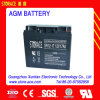 12V Solar Accumulator Sr17-12 Battery