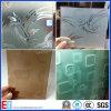 Ясность и покрашено заморожено/вытравлено кислоты вычисляемым/стекла картины