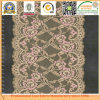 Tissu élastique Wedding &Beaded de lacet attaché par rayonne de constructeur (K6659)
