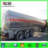 Алюминиевого сплава Feul топливозаправщика трейлер Semi, 3 топливный бак M3 трейлера 40 топливозаправщика осевого масла