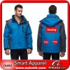 Battery Heating System Electric Heating Clothing Warm Oubohk를 가진 남자의 Jacket