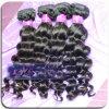 Pelo malasio venta caliente de la extensión del pelo humano de la Virgen de 4.0 onzas