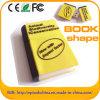 Fördernde Geschenk-Buch-Form USB-grelles Feder-Laufwerk (Z.B. 058)