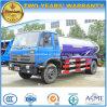 Dongfeng 4X2 10000 L 흡입 하수 오물 트럭 트럭 10 톤 진공