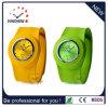 2015 Form-runde Klaps-Uhr-Armbanduhr (DC-927)