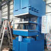 China-Lieferanten-Kiefer-Typ flache vulkanisierenmaschine