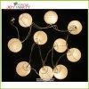 decorazione di cerimonia nuziale dell'indicatore luminoso della stringa della lanterna di carta 3