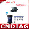 Technologie 3 Multiple Diagnostic Interface Qualität WiFi GR.-Mdi Tech3 mit X200t Laptop Full Set Ready to Use (GM012)