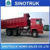 Caminhão de descarga de HOWO 371HP 6*4 Dropside HOWO para o transporte
