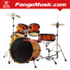 tambor profesional del abedul 5-PC fijado (Pango PMDM-2600)
