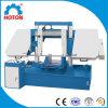 Machine de Sawing horizontale de bande métallique de double fléau lourd (GH4250)
