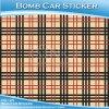Papel libre de la etiqueta engomada del cuerpo de coche de Rolls de la etiqueta engomada del vinilo de la nueva burbuja del diseño