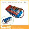 блок батарей 7s 21V 10ah LiFePO4 для электрических инструментов
