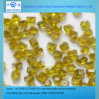 제조자에서 판매를 위한 노란 백색 다이아몬드 조악한 곡물 다이아몬드 큰 크기 도매 합성