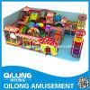 Indoor di plastica Playground per Children (QL-3060B)
