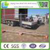2015 Hot DIP Galvanized Construction Temporary Fencing