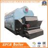 Легкий установленный боилер пара угля полноавтоматического управления обеспечивая циркуляцию