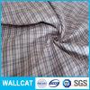 Polyester-40d gesponnenes Schaftmaschine-Twill-Plaid-Ebenen-Check-Oxford-im Freienjacquardwebstuhl-Gewebe 100%