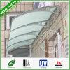 Toldos de Sun de la ventana del pabellón de la lluvia de la puerta del policarbonato de la buena calidad