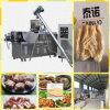 Machines de procédé de fabrication de protéine d'haricot de soja texturisé