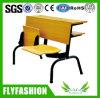 A mesa e a cadeira simples da etapa da universidade ajustaram-se (SF-05H)