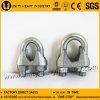 Le fournisseur DIN 741 de la Chine a galvanisé le clip malléable de câble métallique