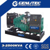 Groupe électrogène d'usine de la Chine 100kVA réglé avec Cummins Engine