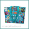 Saco de compra não tecido laminado do saco de Tote do presente da alta qualidade impressão cheia