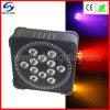 9 * 10W 4in1 recargable inalámbrica Luz PAR LED