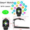 Bluetooth del teléfono del reloj inteligente con la cámara (S69)