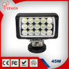 45W diodo emissor de luz Work Light para Trucks