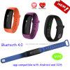 IP67 impermeabilizzano e braccialetto astuto antipolvere M88 di Bluetooth