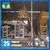 Блок пепла автоматического цемента конкретный делая производственную линию