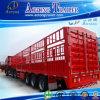 Migliore Selling 3 Axles Livestock Fence Semi Trailer da vendere