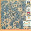 Fabbricato floreale del merletto del cavo del merletto francese (M0448-G)