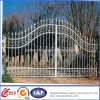 装飾用のPractical White Wrought Iron Gate (dhgate-29)