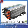3000W 48V DCへのChargerの110V/220V AC Modified Sine Wave Power Inverter