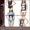 Senhora sexy um Swimwear do Beachwear da cópia do crânio da parte (TW3378 /3379 /3374/ 3385)