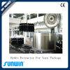 綿の糸のパッケージのDe油圧機械