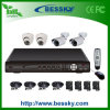 4CH H. 264 Full D1 DVR und IR Cameras System (BE-8104IB2RE2)
