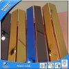 Feuille de finition colorée d'acier inoxydable de miroir