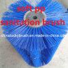 Spazzola blu molle della spazzatrice di strada di colore pp (YY-324)