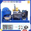 Lavadora industrial de alta presión del motor diesel